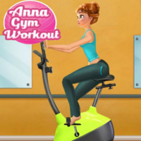 Anna Gym Workout