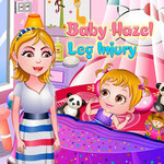 Baby Hazel Leg Injury