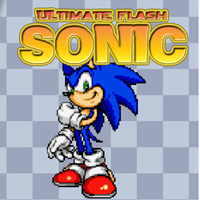 Beliebte Spiele,Ultimate Flash Sonic is one of the Sonic Games that you can play on UGameZone.com for free. Enjoy a classic game of Sonic the Hedgehog with this clone of the original Sonic game.