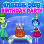 Inside Out: Birthday Party
