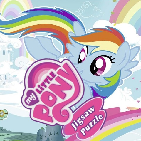 My Little Pony: Jigsaw Puzzle