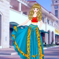 Folk Fashion: Tradicional Gipsy
