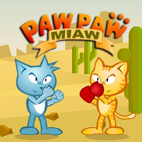 Paw Paw: Miaw - Play Paw Paw: Miaw at UGameZone.com