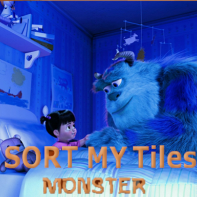 Sort My Tiles: Monster