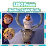 Lego: Frozen Northen Lights Puzzle