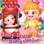 Baby Hazel: As Babysitter