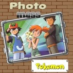 Pokemon Photo mess