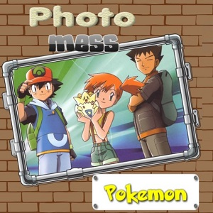 Pokemon: Photo mess