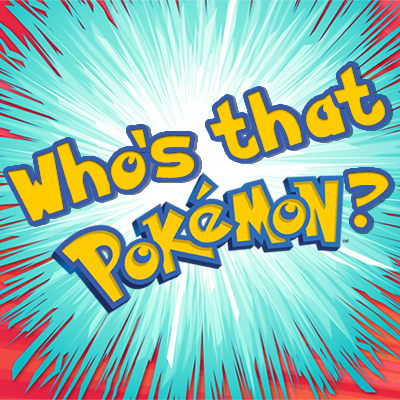 Who's that Pokemon