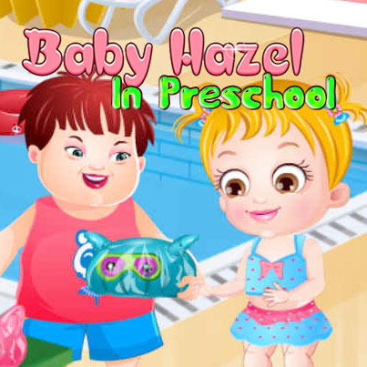 Baby Hazel: In Preschool