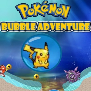 Pokemon: Bubble Adventure