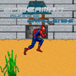 Spiderman Running Challenge