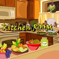 Kitchen Room: Hidden Object