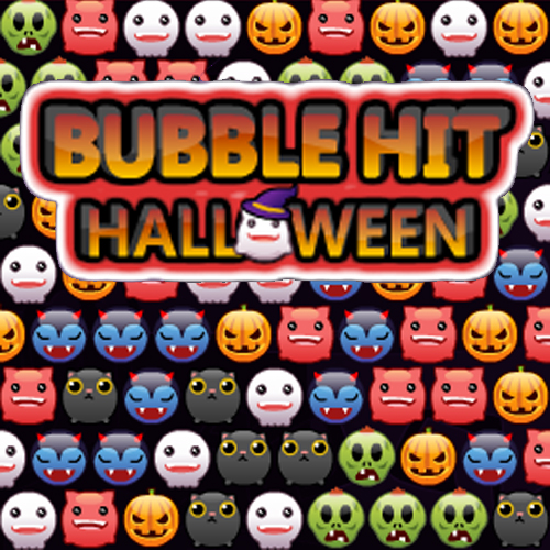 Bubble Hit Halloween