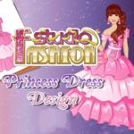 Fashion Studio: Princess Dress Design