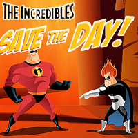 The Incredibles: Save The Day