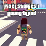 Pixel Stories 1: Young Blood