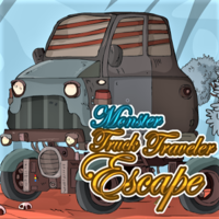 Monster Truck Traveler Escape