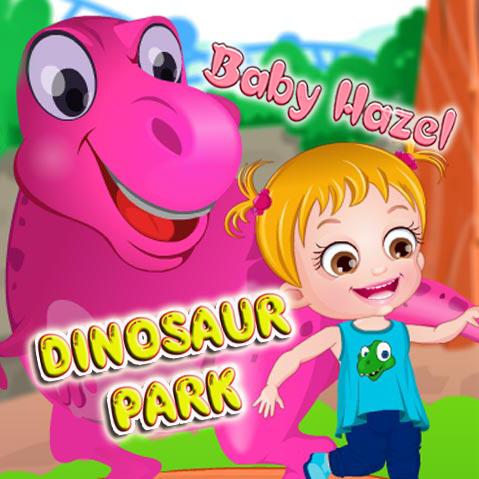 Baby Hazel: Dinosaur Park
