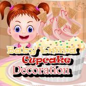 Baby Emma: Cupcake Decor