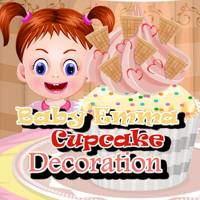 Baby Emma: Cupcake Decor