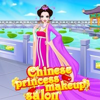 Chinese Princess: Makeup Salon