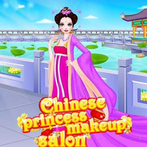 Chinese Princess: Makeup Salon