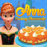 Anna: Cooking Cheese Cake
