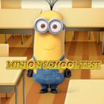 Minion: School Test