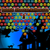 Bubble Shooter Halloween 2