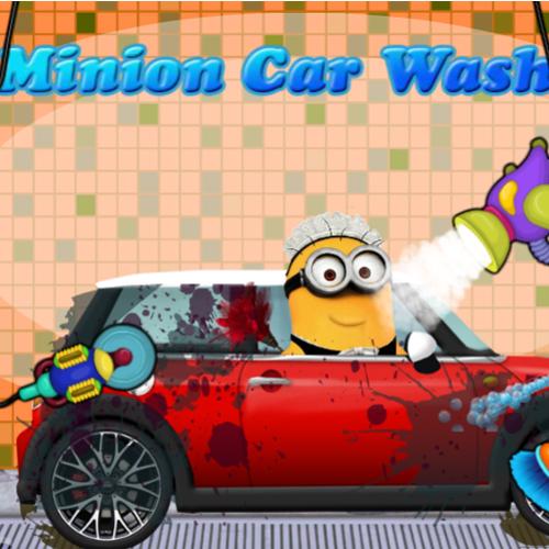 Minion: Car Wash