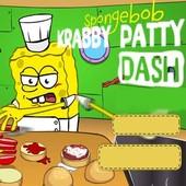 Spongebob:  Krabby Patty Dash
