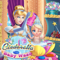 Cinderella: Baby Wash