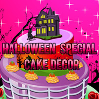 Halloween Special Cake Decor