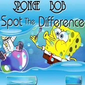 Spongebob: Spot The Difference