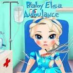 Baby Elsa Ambulance