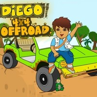 Diego: 4x4 Offroad
