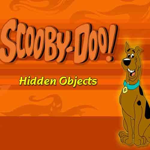 Scooby-Doo:  Hidden Objects