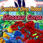 Combine! Dino Robot: Dinosaur Corps
