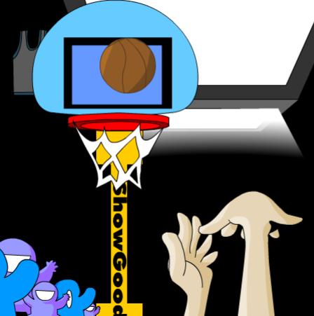 Show Good Basketball Game