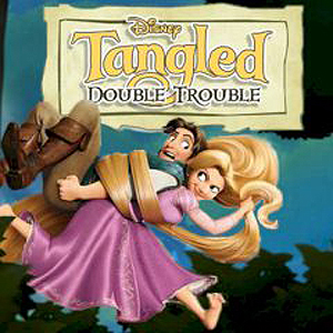 Disney Tangled Double trouble