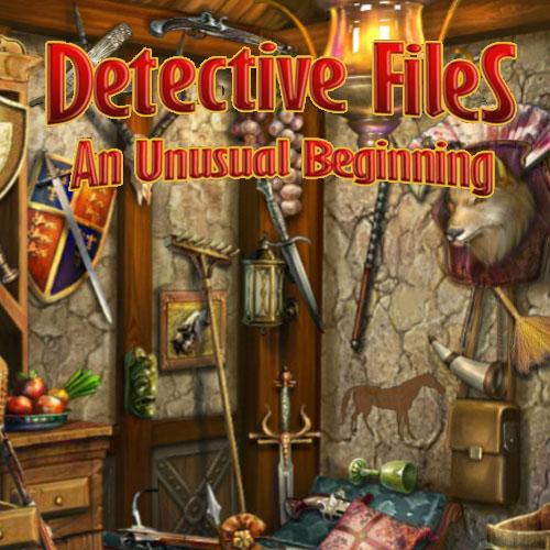 Detective Files: An Unusual Beginning
