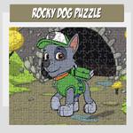 Rocky Dog Puzzle