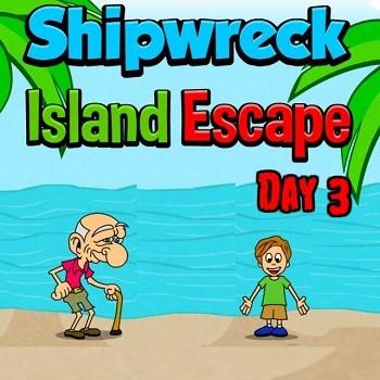 Shipwreck Island Escape: Day 3