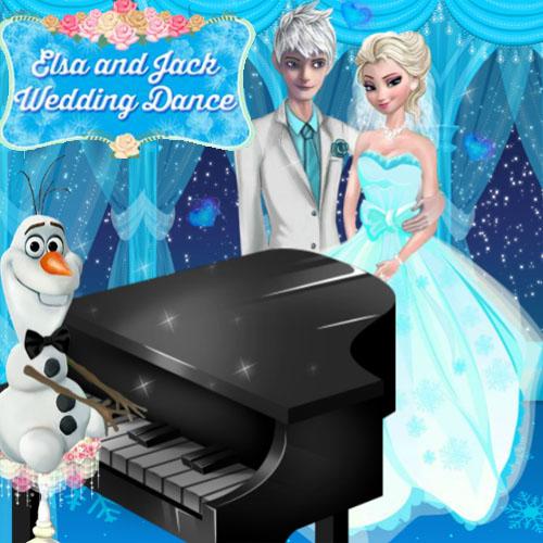 Elsa and Jack Wedding Dance