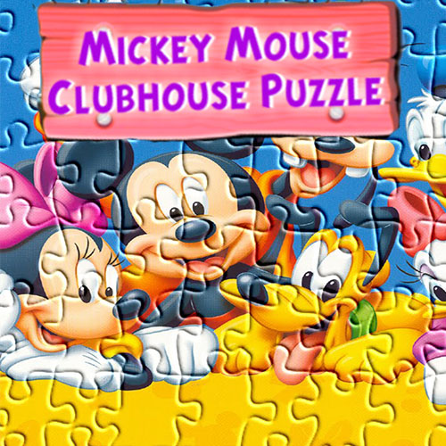 Mickey Mouse: Clubhouse Puzzle