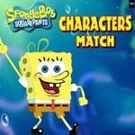 Spongebob Squarepants: Character Match
