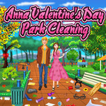 Anna Valentines Day: Park Cleaning