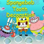 Spongebob: Tooth Decoration