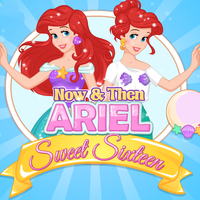 Now And Then: Ariel Sweet Sixteen